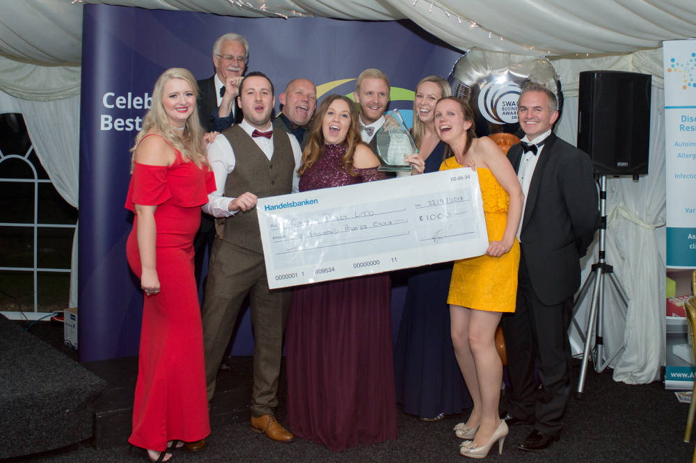 Swale Business of the Year - Gallery Direct