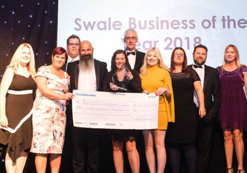 Unipet International Pick Up The Coveted Title of 2018 Swale Business of the Year