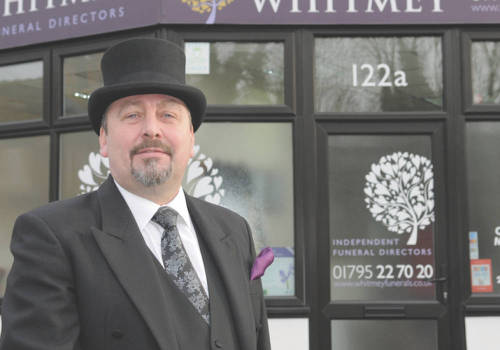William Whitmey: From Three-Time Winner To First-Time Sponsor