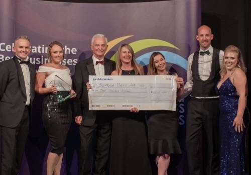 Burden Bros Agri Ltd Are Crowned 2019's Swale Business of the Year